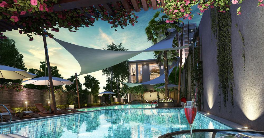 My Home Vihanga Luxury 2bhk 3bhk Flats In Hyderabad Gachibowli