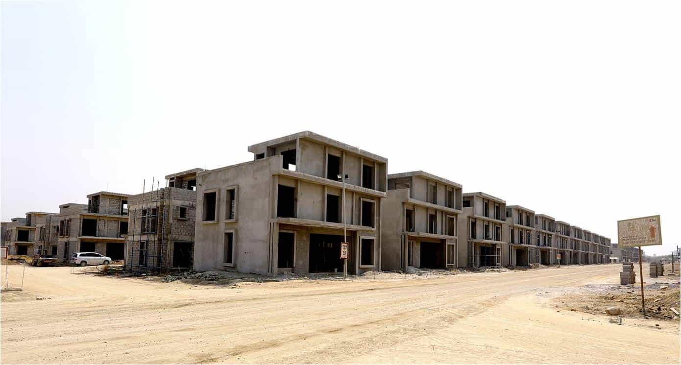 My Home Ankura Construction In Progress